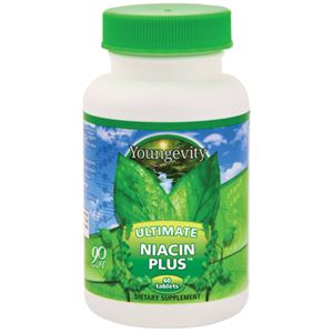 Picture of Ultimate Niacin Plus™ - 60 tablets